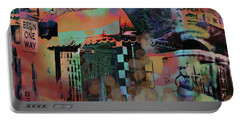Minneapolis Collage Portable Battery Charger