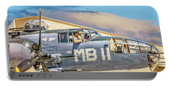Marine Mitchell B-25 Pbj  Portable Battery Charger
