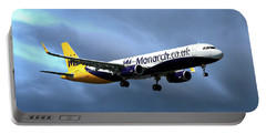 Monarch Airlines Airbus A321-231 Portable Battery Charger