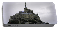 Mont St Michel Portable Battery Charger
