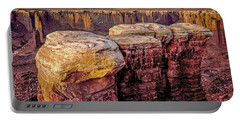 Monument Basin, Canyonlands Portable Battery Charger