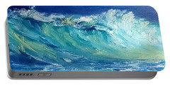 Morning Surf Portable Battery Charger