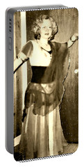 Portable Battery Charger featuring the photograph Morocco by Denise Fulmer