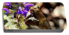 Moth Snack Portable Battery Charger