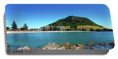 Mount Maunganui Beach 10 - Tauranga New Zealand Portable Battery Charger