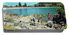 Mount Maunganui Beach 12 - Tauranga New Zealand Portable Battery Charger