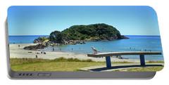 Mount Maunganui Beach 4 - Tauranga New Zealand Portable Battery Charger