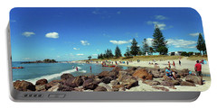 Mount Maunganui Beach 6 - Tauranga New Zealand Portable Battery Charger