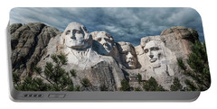 Mount Rushmore II Portable Battery Charger