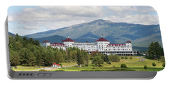 Mount Washington Hotel Portable Battery Charger