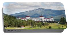 Mount Washington Hotel Portable Battery Charger