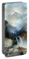 Mountain Of The Holy Cross Portable Battery Charger