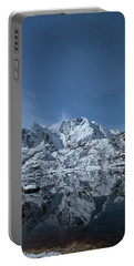 Mountain Reflection Portable Battery Charger