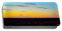 Mt. Adams Sunset Portable Battery Charger