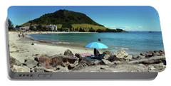 Mt Maunganui Beach 5 - Tauranga New Zealand Portable Battery Charger