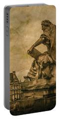 Paris, France - Muse Portable Battery Charger