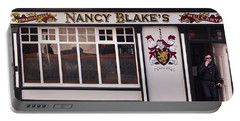 Nancy Blake's Irish Pub Portable Battery Charger