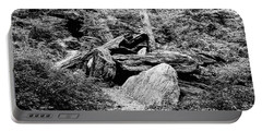 Portable Battery Charger featuring the photograph Native American Caves  by Cole Thompson