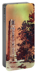 Ncsu Bell-tower Portable Battery Charger