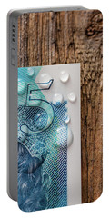 New Uk Five Pound Note Portable Battery Charger