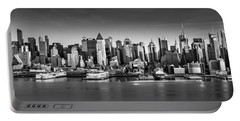 New York City Panorama Portable Battery Charger