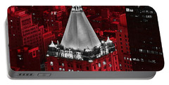 New York Life Building Portable Battery Charger