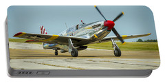 North American Tp-51c Mustang Portable Battery Charger
