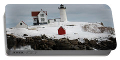 Nubble Point Maine Portable Battery Charger