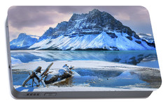 Portable Battery Charger featuring the photograph Num Ti Jah by John Poon