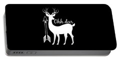 Ohh Deer Portable Battery Charger