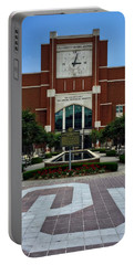 Oklahoma Memorial Stadium Portable Battery Charger by Center For Teaching Excellence