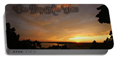 One Day At A Time Portable Battery Charger