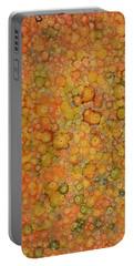 Orange Craze Portable Battery Charger