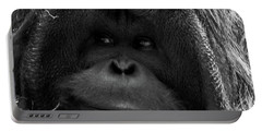Orangutan Portable Battery Charger by Martin Newman