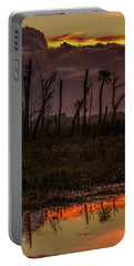 Orlando Wetlands Sunrise Portable Battery Charger
