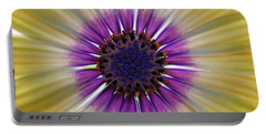 Osteospermum The Cape Daisy Portable Battery Charger