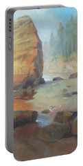 Otter Rock Beach Portable Battery Charger