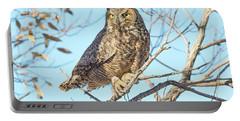 Owlish Portable Battery Charger