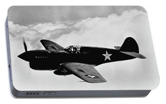 P-40 Warhawk Portable Battery Charger by War Is Hell Store