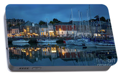 Portable Battery Charger featuring the photograph Padstow Evening by Brian Jannsen