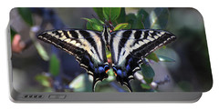 Pale Swallowtail Portable Battery Charger