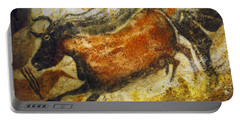 Paleolithic Cave Painting Portable Battery Charger