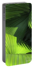 Palm Patterns Portable Battery Charger
