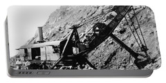 Panama Canal - Construction - C 1910 Portable Battery Charger