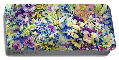 Pansy Path Portable Battery Charger