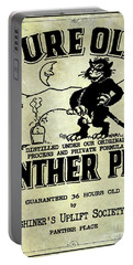 Panther Piss Portable Battery Charger