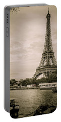 Paris In The Spring Portable Battery Charger