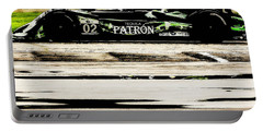 Patron Portable Battery Charger by Michael Nowotny
