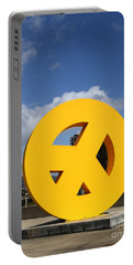Peace From The Oakland Museum . Oakland California . 7d13411 Portable Battery Charger
