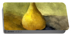 Pear Still Life Portable Battery Charger